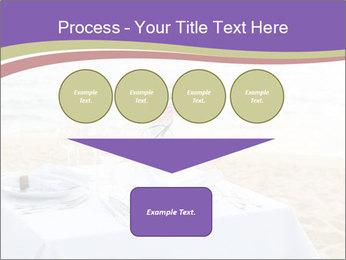 Romantic dinner PowerPoint Template - Slide 93