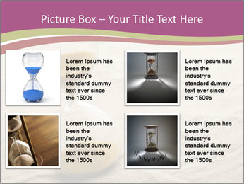 Hourglass PowerPoint Template - Slide 14