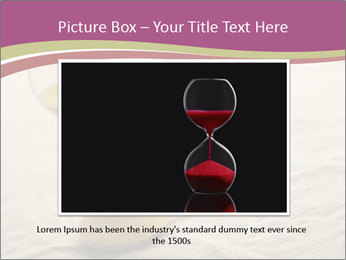 Hourglass PowerPoint Template - Slide 15