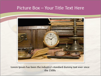 Hourglass PowerPoint Template - Slide 16