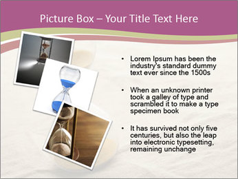 Hourglass PowerPoint Template - Slide 17