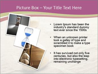 Hourglass PowerPoint Template - Slide 17