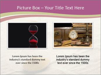 Hourglass PowerPoint Template - Slide 18