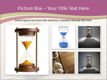 Hourglass PowerPoint Template - Slide 19