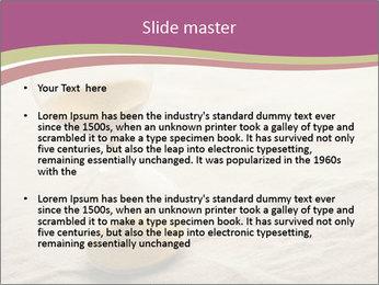 Hourglass PowerPoint Template - Slide 2