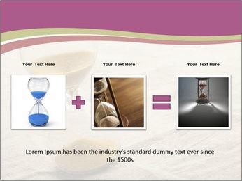 Hourglass PowerPoint Template - Slide 22