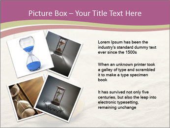 Hourglass PowerPoint Template - Slide 23
