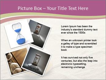 Hourglass PowerPoint Template - Slide 23