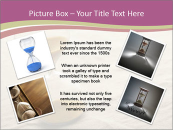Hourglass PowerPoint Template - Slide 24