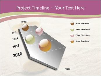 Hourglass PowerPoint Template - Slide 26