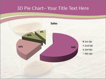 Hourglass PowerPoint Template - Slide 35