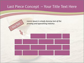Hourglass PowerPoint Template - Slide 46
