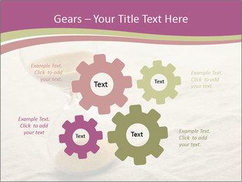 Hourglass PowerPoint Template - Slide 47