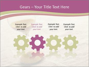 Hourglass PowerPoint Template - Slide 48