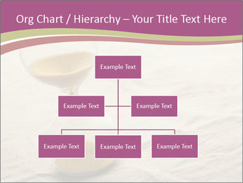 Hourglass PowerPoint Template - Slide 66