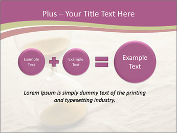 Hourglass PowerPoint Template - Slide 75