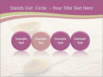 Hourglass PowerPoint Template - Slide 76