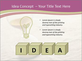 Hourglass PowerPoint Template - Slide 80