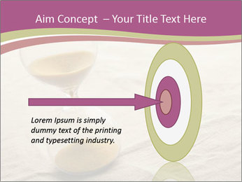 Hourglass PowerPoint Template - Slide 83