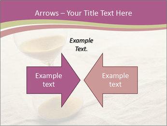 Hourglass PowerPoint Template - Slide 90