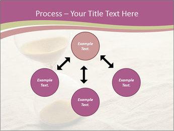 Hourglass PowerPoint Template - Slide 91