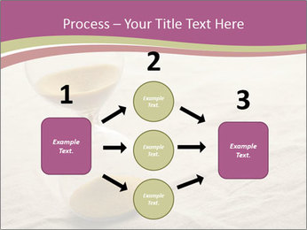 Hourglass PowerPoint Template - Slide 92