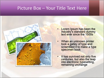 Buffalo chicken PowerPoint Template - Slide 20