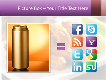 Buffalo chicken PowerPoint Template - Slide 21