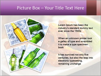 Buffalo chicken PowerPoint Template - Slide 23