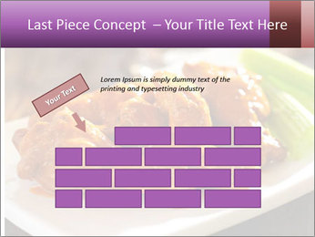Buffalo chicken PowerPoint Template - Slide 46