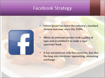 Buffalo chicken PowerPoint Template - Slide 6