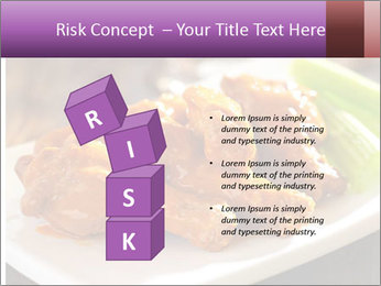 Buffalo chicken PowerPoint Template - Slide 81