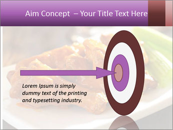 Buffalo chicken PowerPoint Template - Slide 83