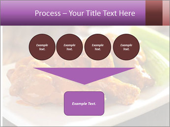 Buffalo chicken PowerPoint Template - Slide 93