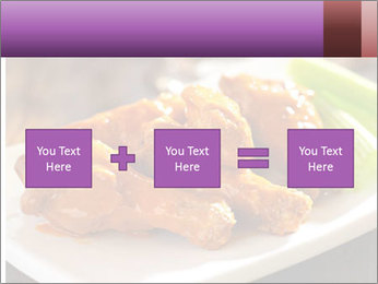 Buffalo chicken PowerPoint Template - Slide 95