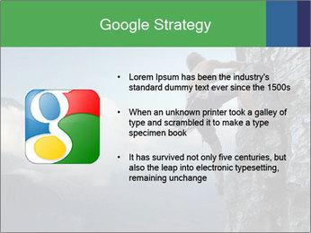 Climber PowerPoint Template - Slide 10