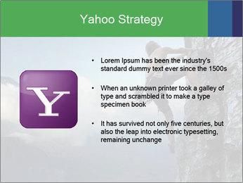 Climber PowerPoint Template - Slide 11