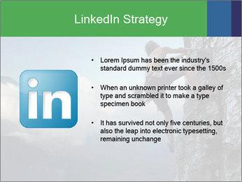 Climber PowerPoint Template - Slide 12