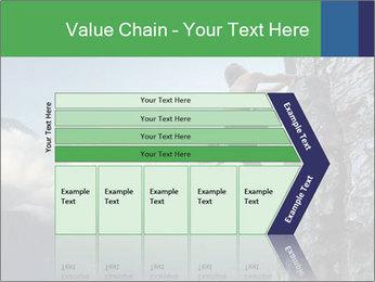 Climber PowerPoint Template - Slide 27