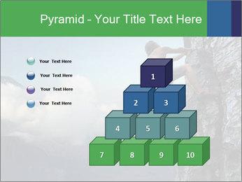 Climber PowerPoint Templates - Slide 31