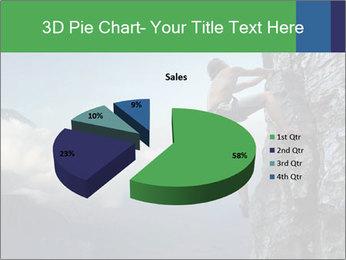 Climber PowerPoint Template - Slide 35