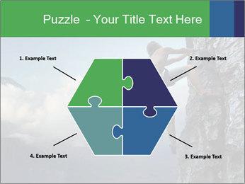 Climber PowerPoint Templates - Slide 40