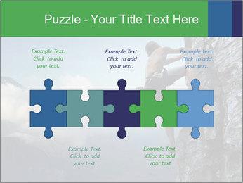 Climber PowerPoint Templates - Slide 41