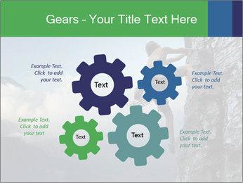 Climber PowerPoint Templates - Slide 47