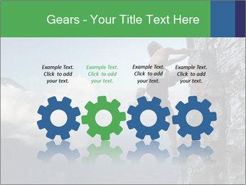 Climber PowerPoint Templates - Slide 48