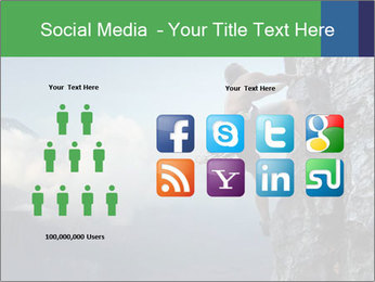 Climber PowerPoint Template - Slide 5