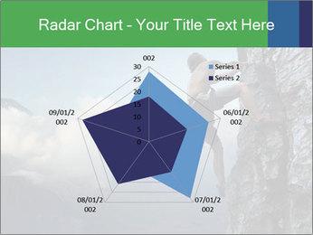 Climber PowerPoint Template - Slide 51