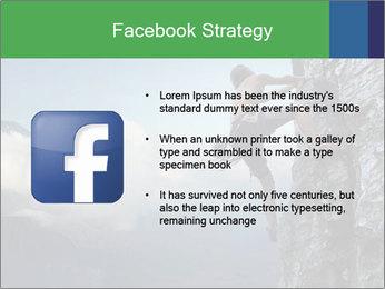 Climber PowerPoint Template - Slide 6