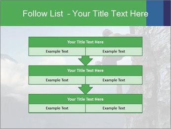 Climber PowerPoint Template - Slide 60