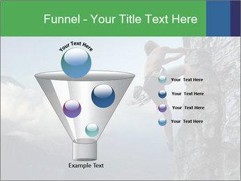 Climber PowerPoint Template - Slide 63